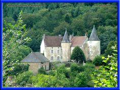 Creuse : Château de Fournoux à Champagnat (privé)