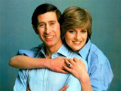 Diana Shows Off Her Magnificent Diamond And Sapphire Engagement Ring As She Shares A Happy Moment With The Prince, 1981 Prince Charles, Prince George Baby, Charles And Diana, Prince Philip, Princess Of Wales, Princess Diana, Popular Costumes, Camilla Parker Bowles, Getting Divorced