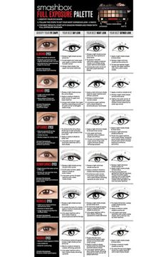 Free shipping and returns on Smashbox 'Full Exposure' Eye Palette with Mascara at Nordstrom.com. Smashbox Full Exposure Eye Palette contains a set of universally awesome neutrals, including how-to's for six eye shapes for essential, effortless eyes enhanced for your specific shape. Smashbox spent nine years look at 5,000 different eyes, narrowing it down to six main shapes so you can truly get your most gorgeous eyes with the Full Exposure palette. It contains 14 must-have neutral shades…