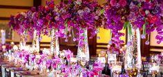 The Wedding Table! (Taken From) The Lodge Torrey Pines La Jolla Wedding: Natasha and James | San Diego Wedding Blog