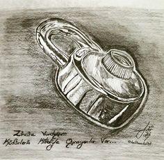 #karakalem #sevgi #kilit #Sabır #kaleminipaylas #eskiz #siyah #resim #küfür #charcoal #özgürlük #sinir #öfke #bursa #Hayal #şifre