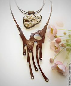 Leather Bracelets – Jewelry & Gifts Images for necklace leather – Images for necklace leather – Leather Art, Leather Cuffs, Leather Necklace, Leather Jewelry, Leather Store, Leather Bracelets, Jewelry Crafts, Jewelry Art, Jewellery