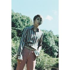 f(x)'s Amber looks beautiful in her teaser images ❤ liked on Polyvore featuring fx