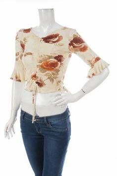 Γυναικεία μπλούζα Xanaka Bell Sleeves, Bell Sleeve Top, Clothes For Women, Blouse, Long Sleeve, Tops, Fashion, Outerwear Women, Moda