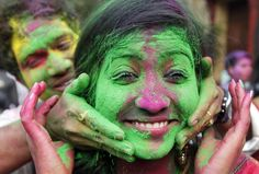 In Pictures: India's festival of colours - In Pictures - Al Jazeera English