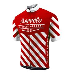 Morvelo Eighty Five Short Sleeve Jersey | Short Sleeve Cycling Jerseys