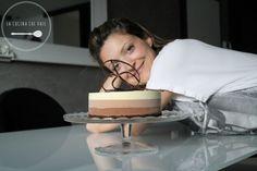TORTA MOUSSE AI TRE CIOCCOLATI DI ERNST KNAM | La Cucina che Vale