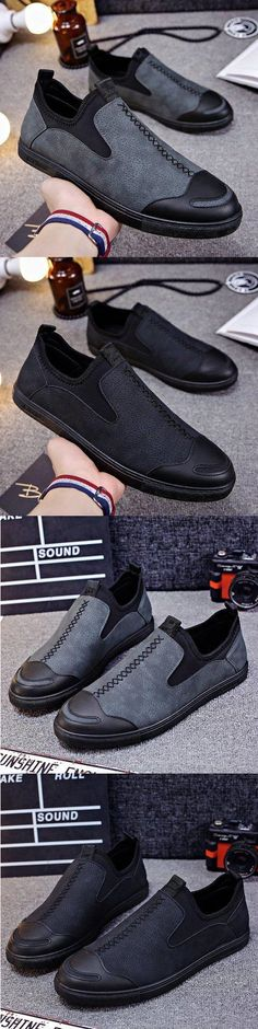 844edfe8db5 Juan Pablo · zapatos · US  28.2 Prelesty Winter Autumn Causal Men s Driving  Shoes Sneaker Handmade Stitching Cow Leather ...
