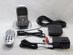 MyFi XM2GO Delphi SA10115 Dock Base and accessories XM Satellite Sirius NO BATT #Delphi