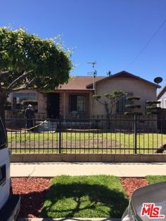 3 Bedroom 2 bath single family home has great potential. Den can be used as bedroom. Mls Listings, Los Angeles County, Investors, Single Family, Property For Sale, Den, Home And Family, Sidewalk, Real Estate