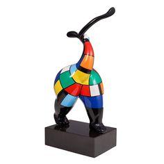ZGPTX Statue Sculpture Objet Decoration Deco Interieur Maison Design Moderne Salon Bo/îte de Rangement Maison Toucan r/ésine Sculpture Oiseau Art Ornement Cadeau