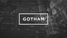 "Check out this @Behance project: ""Gotham Bold - Animated Typeface""…"