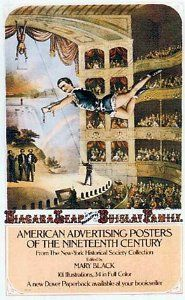 Circus 19th Century Advertisement Vintage Poster