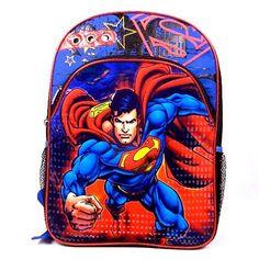 Superman Backpack - Kids