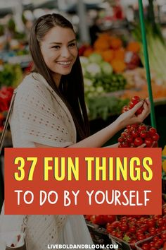 Do you feel pressure to socialize all the time, or do you long for some time by yourself to relax and recharge? Check out these 37 fun things to do alone that will help you relax and recharge. Happy At Work, Happy Again, Things To Do Alone, Fun Things, Do You Feel, How Are You Feeling, Happy Alone, Passion Quotes, Learn A New Language