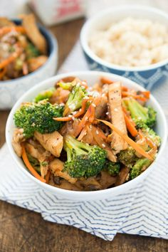Easy Chicken Stir-Fry | 23 Easy Dinners You Can Actually Make On A Weeknight