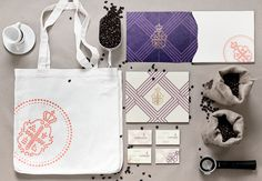Coffee House London - Visual Identity | Abduzeedo Design Inspiration