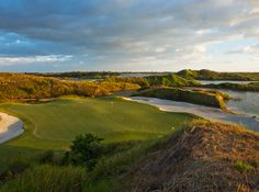 Experience 36-Holes of Critically-Acclaimed Golf.