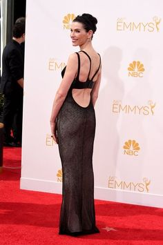 The 2014 Emmy Awards: The Best Dressed Celebrities - sofeminine