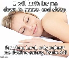 God alone gives sweet rest.