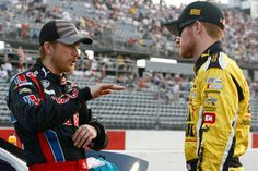 Scott Speed and Brian Vickers