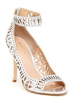 Nicole Miller Caicos Ankle Strap Pump