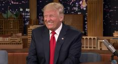Trump Gets His Hair Messed Up Talks His Bromance With Putin And More From His Full Interview On 'Fallon'