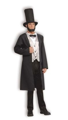 Abe Lincoln Adult