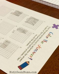 Fun Multiplication Worksheets that Build Conceptual Understanding Math Resources, Math Activities, Multiplication Worksheets, Simple Math, Free Math, Math Facts, How To Memorize Things, Grade 3, Third Grade