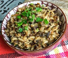 Rice Dishes, Food Dishes, Easy Weeknight Meals, Easy Meals, Wild Rice Pilaf, Wild Rice Recipes, Rice Pilaf Recipe, Leftovers Recipes, Dinner Recipes