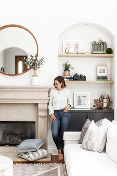 How the Founder of Elsie Home Brings Warmth to her Mediterranean-Style Abode