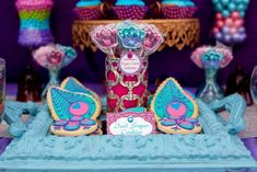 Arabian Princess Jasmine Inspired Birthday | CatchMyParty.com