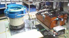 Terminal connector assembly machine KH-TC099 Terminal konnektör montaj m...