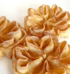 Rosette Cookies, Cake Cookies, Snack Recipes, Cooking Recipes, Snacks, Garlic Bread, Biscotti, Macaroni And Cheese, Waffles