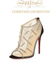 8e2c456b124 Head Over Heels Tuesday For Christian Louboutin