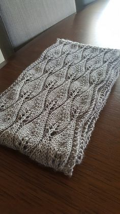 July 2014 If you like this pattern, you may also want to check out my Candle Flame Shawl ; a beautiful crescent-shaped shawl with a lace edging and i-cord edge.