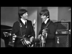 The Beatles -- You Can't Do That -- live in Melbourne, Australia, July 6, 1964.// I am pinning some actual live performances, etc....if there actually is any difference in Paul's appearance (other than that which could be naturally be attributed to time and age), then video footage would perhaps show it....