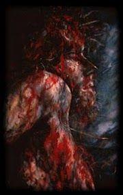 Isaías 5:2-5 no hay parecer en él,ni hermosura Despreciado y desechado entre los hombres, varón de dolores, experimentado en quebranto; y como que escondimos de él el rostro, fue menospreciado, y no lo estimamos. Ciertamente llevó él nuestras enfermedades, y sufrió nuestros dolores; y nosotros le tuvimos por azotado, por herido de Dios y abatido.Mas él herido fue por nuestras rebeliones, molido por nuestros pecados; el castigo de nuestra paz fue sobre él, y por su llaga fuimos nosotros…