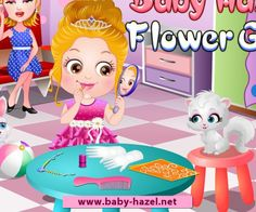 It S Time Give A Flower Makeover To Baby Hazel Aunt Lisa Has Asked Be Her On Wedding Day