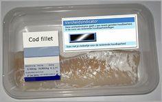 Nuevo envase para el pescado con un sensor de frescura