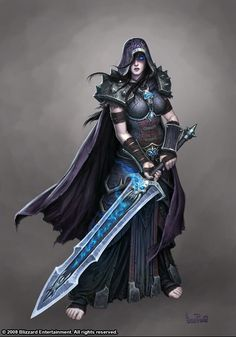 Blood Elf Deathknight