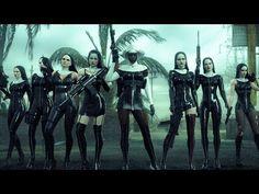 Hitman: Absoltion Saints Trailer Nuns with Guns!!