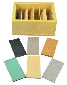 Tabliczki termiczne - pomoce Montessori - Sklep aleZabawki.co