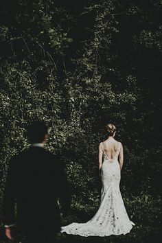 Natural Garden Wedding at the Umlauf Sculpture Garden, wedding planner: The Simplifiers, photo credit: Bradford Martens // Austin, Texas wedding - featured on junebug weddings