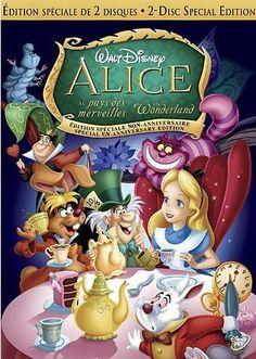 Alice au pays des merveilles (1951) - DISNEY WALT