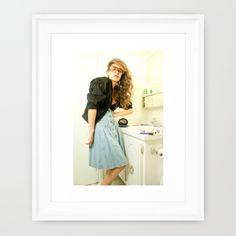 Vintage+Egyption++Framed+Art+Print+by+Reni+Candelier+-+$30.00