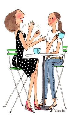 Feeling lost? Coffee with a good friend is sometimes all you need to get back on track :) ^h