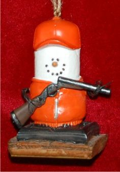 Camo Binoculars Personalized Christmas Ornament | Christmas ...