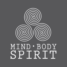 The logo idea for Mind Body Spirit came from the Triskele an ancient Celtic symbol. meaning the 3 legs, as in the mind, body & spirit. 3 Logo, Celtic Symbols, Mind Body Spirit, Web Design, Mindfulness, Tattoo, Studio, Tattoos, Thoughts