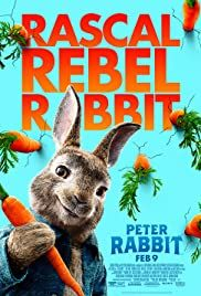 The movie is based on the characters and tales of Peter Rabbit, by Beatrix Potter. Peter Rabbit, the mischievous and adventurous hero who has captivat. 2018 Movies, New Movies, Latest Movies, Movies To Watch, Movies Online, Blockbuster Movies, Movies Free, Netflix Movies, Peter Rabbit Characters